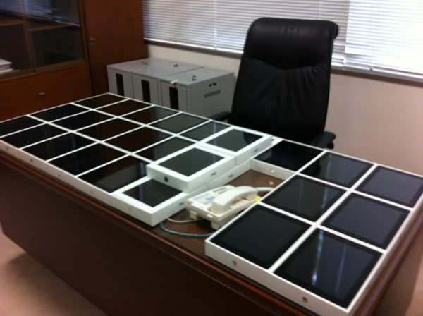 iPad Solar Panel 2